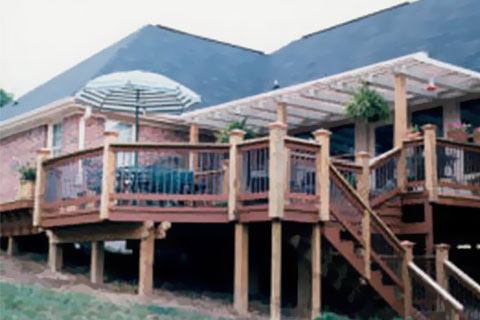 a Michigan deck builder Northville, MI